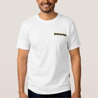 Alces en el trabajo camisetas