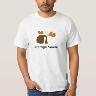 Alces medios camiseta