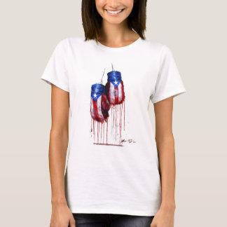 Alcohol de las señoras del boxeo de Puerto Rico Camiseta