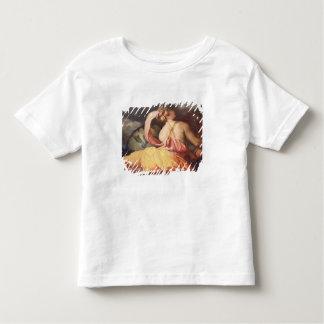 Alegoría de la geografía camiseta de bebé