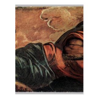 Alegoría del Scuola di San Marco por Tintoretto Postal