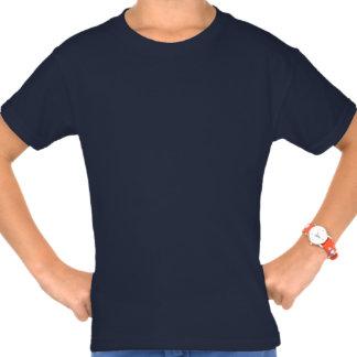 Alegría de la marina de guerra LEAYSA del niño Camisetas