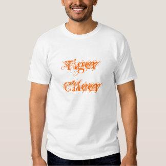 Alegría del tigre camisas