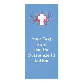 ¡ALEGRÍA! en la cruz Diseños De Tarjetas Publicitarias