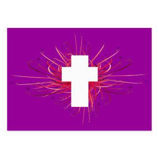 ¡ALEGRÍA! en la tarjeta cruzada de la zona/ Tarjeta De Negocio