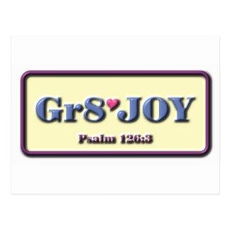 Alegría Gr8 Postales