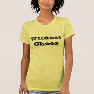 Alegría salvaje camisetas
