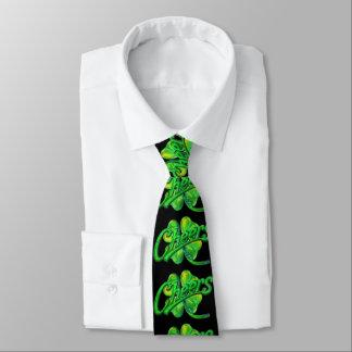 Alegrías a la suerte corbata personalizada
