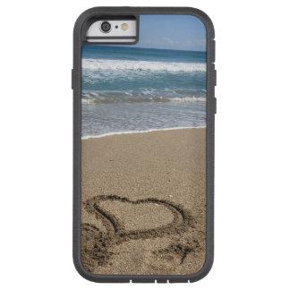 Alegrías de la playa funda tough xtreme iPhone 6