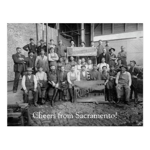 ¡Alegrías de Sacramento, CA! (1) Postales