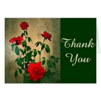 Alegrías, rosas de Love_ Tarjeta De Felicitación