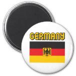 Alemania Imán De Frigorifico