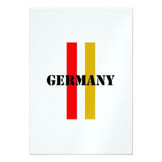 Alemania Comunicados Personales