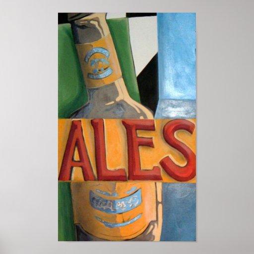 Alés Poster