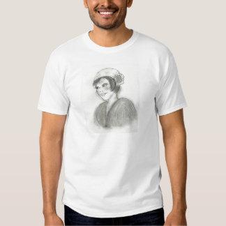 Aleta descarada camiseta
