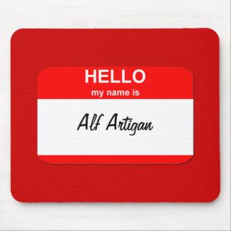 Alf Artigan Alfombrilla De Ratón