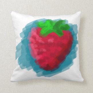 alfa de la almohada de la fresa