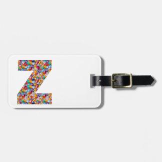 ALFA Z del zzz: Joyas únicas de los regalos, perla Etiquetas Bolsas