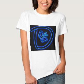 alfabeto D Camisas