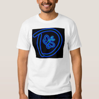alfabeto D Camiseta