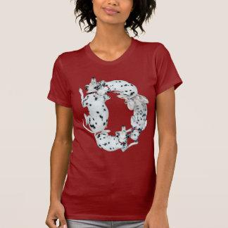 Alfabeto de D Camiseta
