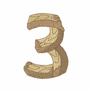 Alfabeto de madera 3