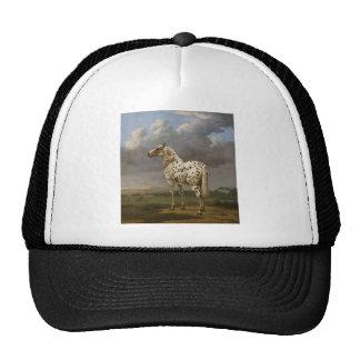 "Alfarero de Paulus - el caballo ""picazo"". Imagen Gorro De Camionero"