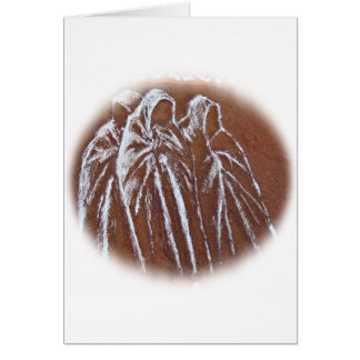 alfombra 17 tarjeta de felicitación