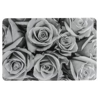 Alfombra Alfombrilla de auto monocromática de los rosas