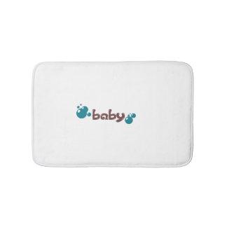 alfombra de baño del bebé de n8vtech