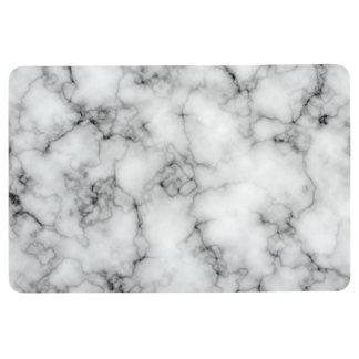 Alfombra Mármol gris/gris del modelo de la piedra de gema,