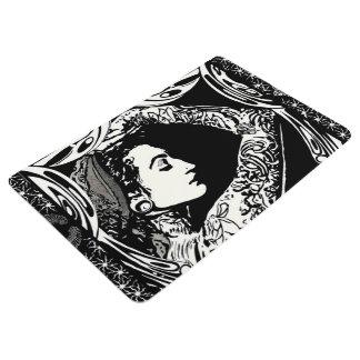 alfombrilla de auto del gitano del tatuaje alfombra