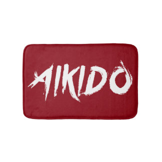 Alfombrilla De Baño Aikido