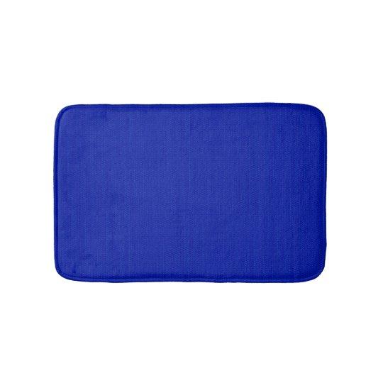 Alfombrilla De Baño Azul de medianoche