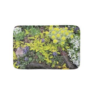 Alfombrilla De Baño Cubiertas de tierra de la primavera