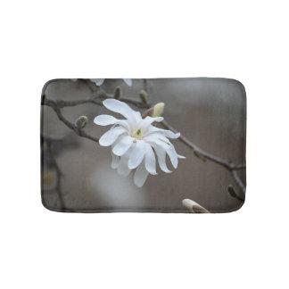 Alfombrilla De Baño El flor de la magnolia