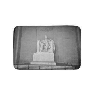 Alfombrilla De Baño El Lincoln memorial en Washington DC