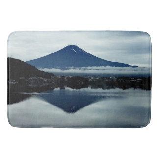 Alfombrilla De Baño El monte Fuji, estera de baño de Japón