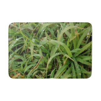 Alfombrilla De Baño Estera de baño de la hierba