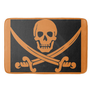 Alfombrilla De Baño Estera de baño del pirata