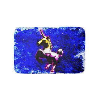 Alfombrilla De Baño Estera de baño del unicornio (magdalena punky)