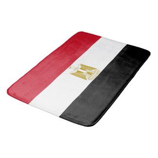 Alfombrilla De Baño Estera de baño grande con la bandera de Egipto