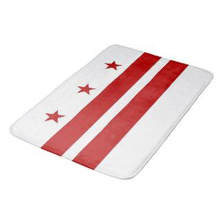 Alfombrilla De Baño Estera de baño grande con la bandera del