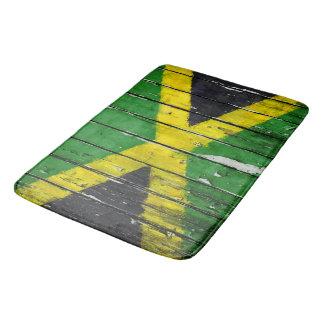 Alfombrilla De Baño Flag of Jamaica - reggae estera de baño