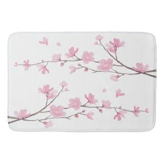 Alfombrilla De Baño Flor de cerezo - fondo transparente