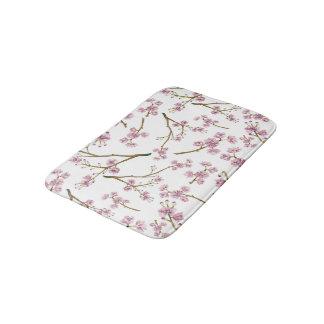 Alfombrilla De Baño Impresión de la flor de cerezo de Sakura