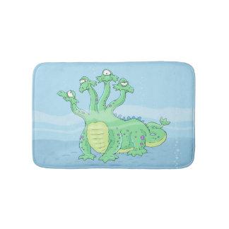 Alfombrilla De Baño Manta divertida del cuarto de baño de la criatura