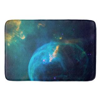 Alfombrilla De Baño Nebulosa de la burbuja