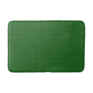 Alfombrilla De Baño Paisley verde
