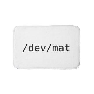 Alfombrilla De Baño Para los frikis de Linux: el dispositivo de la